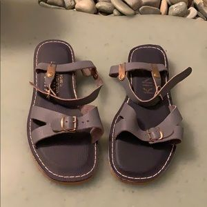 New Kino made in Key West Fl sandals